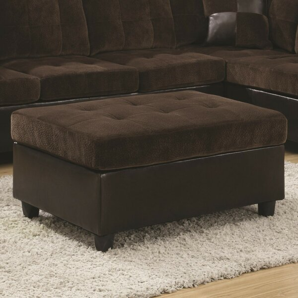Provost Tufted Ottoman By Winston Porter Purchase