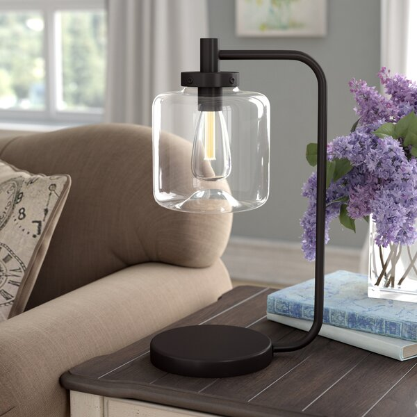Peaslee 20 Arched Table Lamp by Laurel Foundry Modern Farmhouse