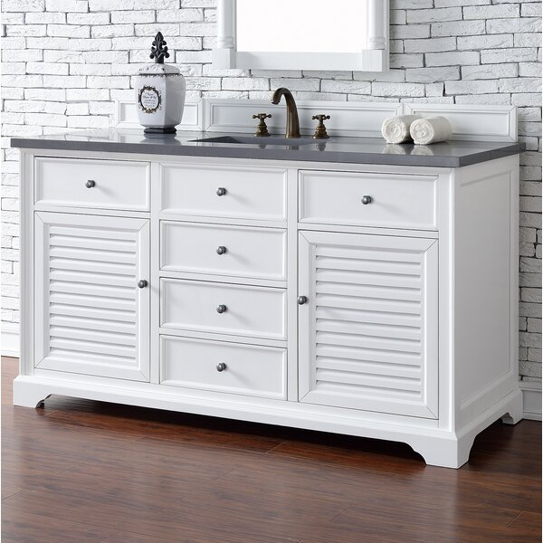 Osmond 60 Double Bathroom Vanity Base by Greyleigh