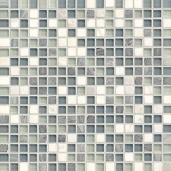 Carlisle 12 x 12 Mosaic Blend Tile in Dorset by Grayson Martin