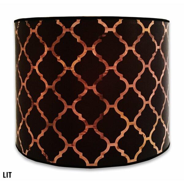 Modern Trendy 10 Paper Drum Lamp Shade by Brayden Studio