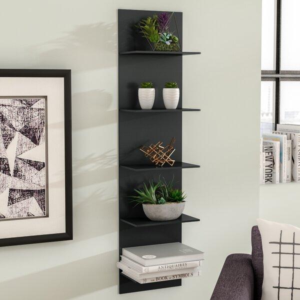 Molina Wide Column Wall Shelf by Wade Logan