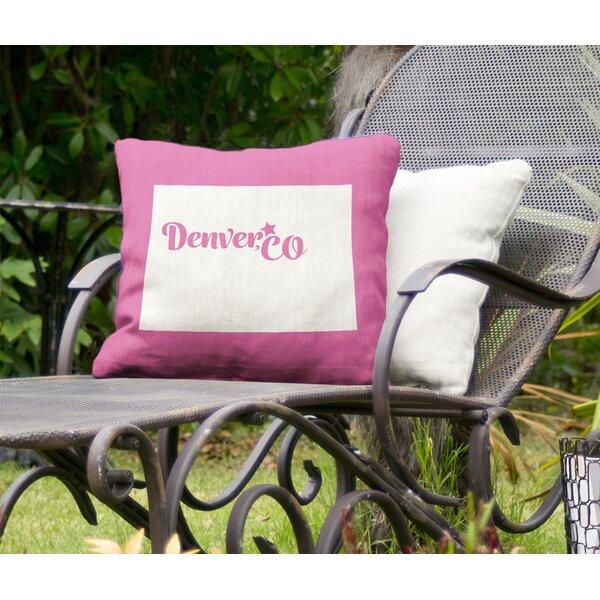 Colorado Indoor/Outdoor Throw Pillow