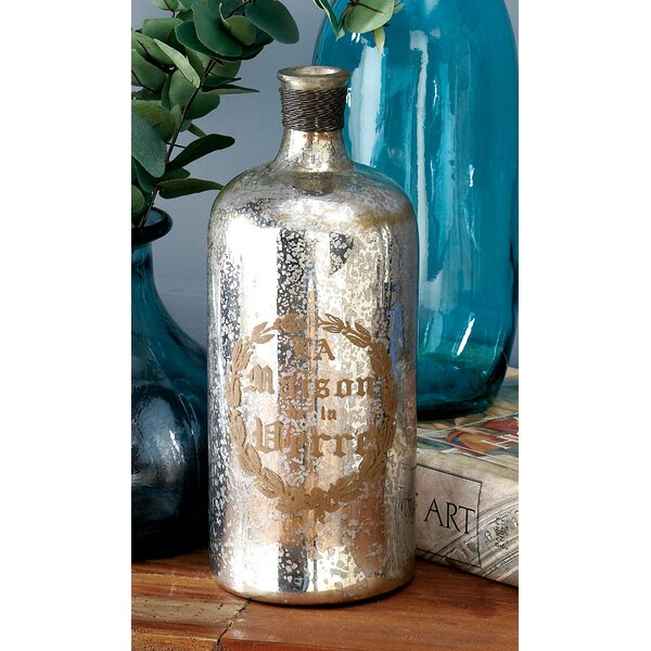Decorative Bottle by Cole & Grey