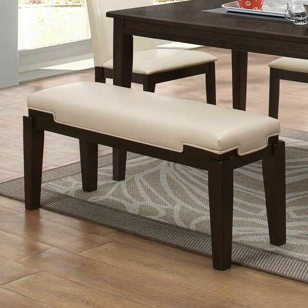 Preston Upholstered Bench by Latitude Run