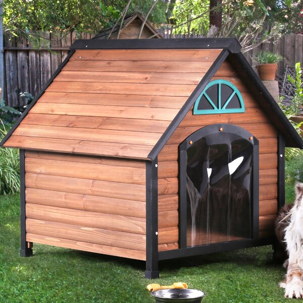 Oleary Contemporary Dog House by Tucker Murphy Pet