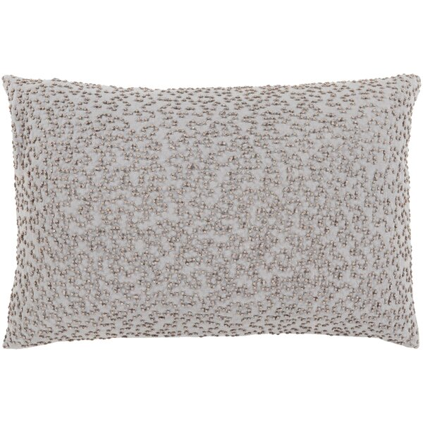 Oliver Linen Lumbar Pillow Cover by House of Hampton
