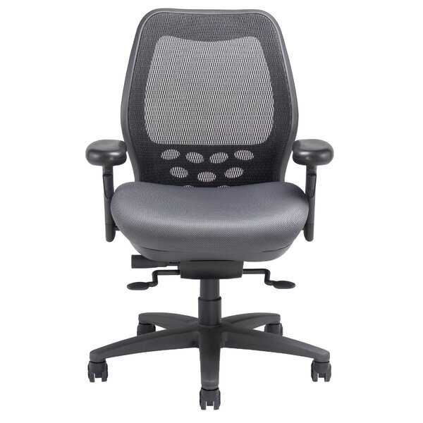 SXO Series High-Back Mesh Desk Chair by Nightingale Chairs