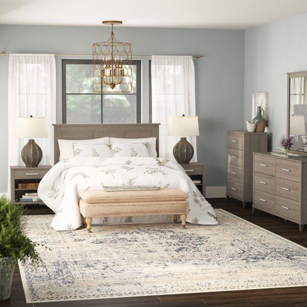 Valencia Queen 6 Piece Bedroom Set by Laurel Found