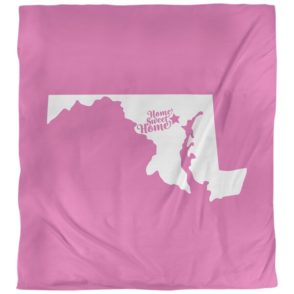 Baltimore Home Sweet Single Duvet Cover