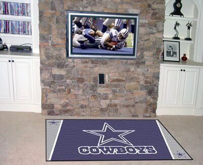 NFL - Dallas Cowboys 4x6 Rug by FANMATS