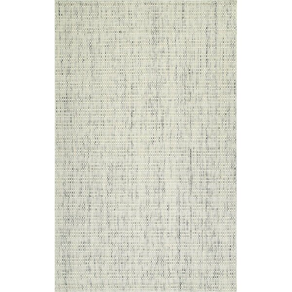 Nepal Hand-Loomed Tufted Wool Ivory Area Rug by Dalyn Rug Co.