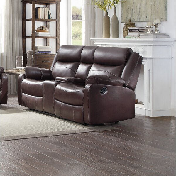 Looking for Erkson Reclining Loveseat By Red Barrel Studio Comparison