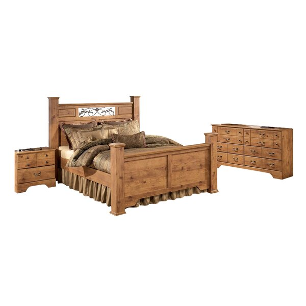 Yandell Standard Configurable Bedroom Set by August Grove