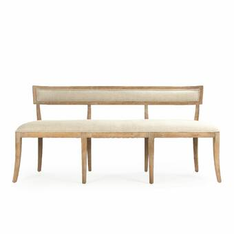 Pleasant Ophelia Co Fugate Wood Bench Reviews Wayfair Spiritservingveterans Wood Chair Design Ideas Spiritservingveteransorg