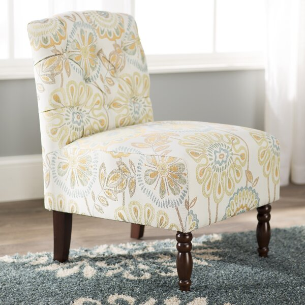 Peregrine Slipper Chair by Andover Mills