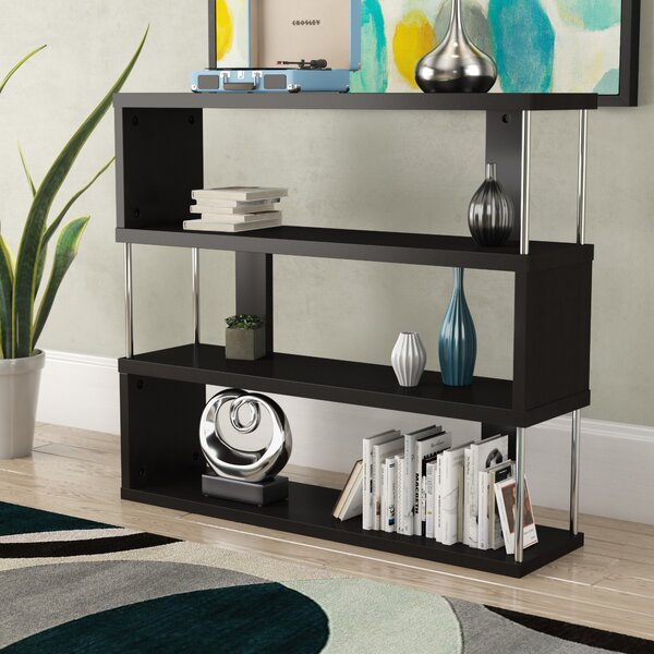 Review Spicer Geometric Bookcase