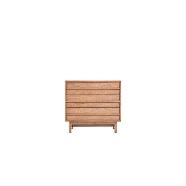 Marcel 3 Drawer Standard Dresser by EQ3