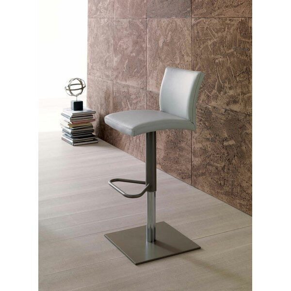 Sport Adjustable Height Swivel Bar Stool by YumanMod