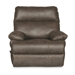 Clovis Manual Swivel Glider Recliner by Loon Peak