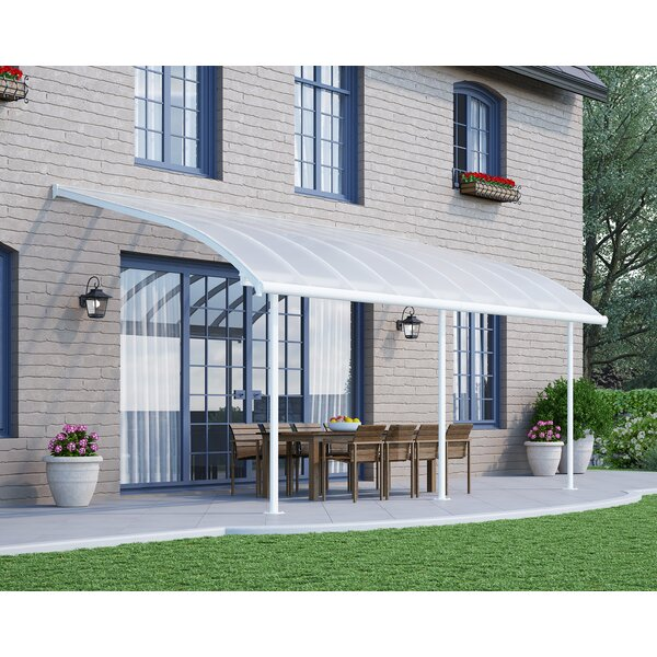 Joya™ 18 ft. W x 9.5 ft. D Patio Awning by Palram