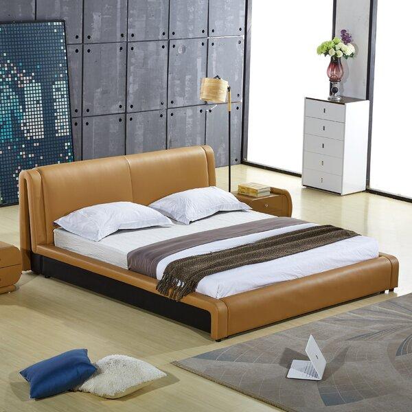 Ladonna Upholstered Platform Bed by Orren Ellis