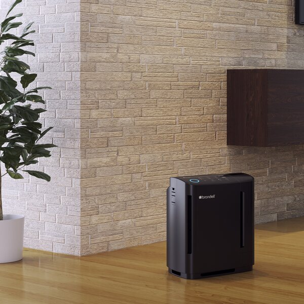 O2+ Revive Cool Mist Evaporative Console Humidifier by Brondell