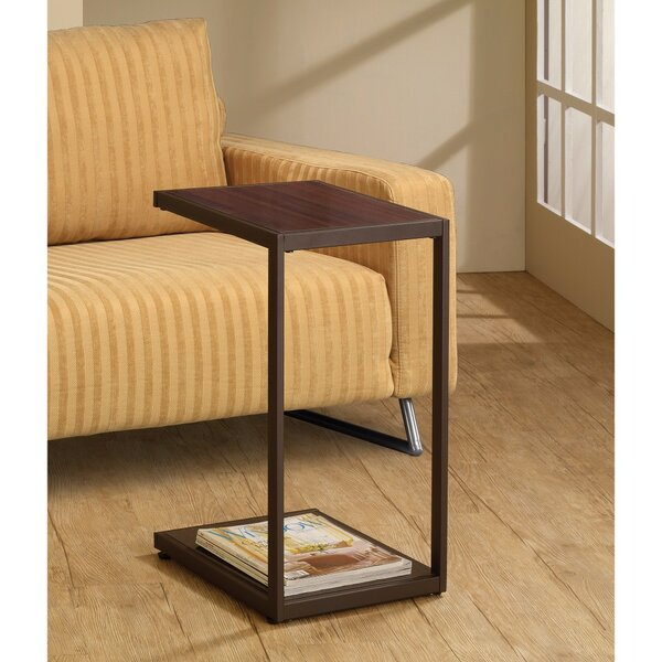Decarlo End Table By Wrought Studio