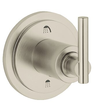 Atrio 3 Port Diverter Faucet Trim with Lever Handle by Grohe