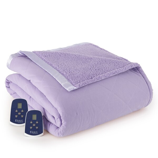 Muni Sherpa Electric Blanket by Darby Home Co