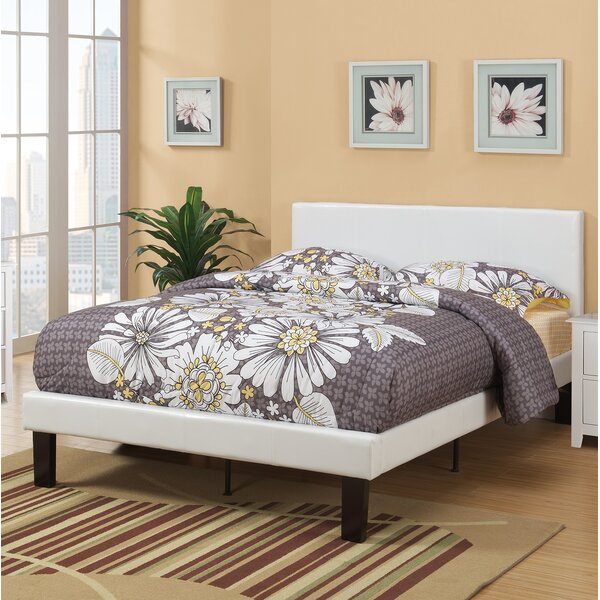 Menendez Upholstered Standard Bed by Ebern Designs