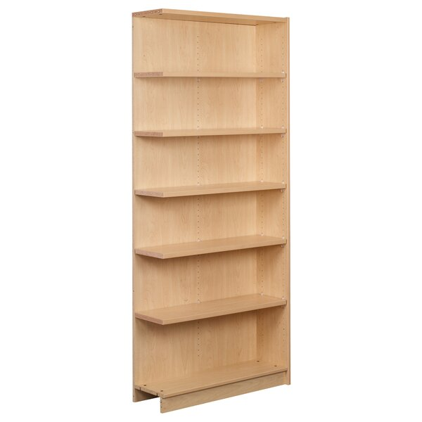 Library Adder Single Face Standard Bookcase by Stevens ID Systems Stevens ID Systems