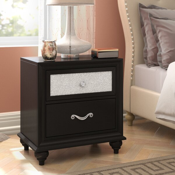Chappell 2 Drawer Nightstand by Willa Arlo Interiors