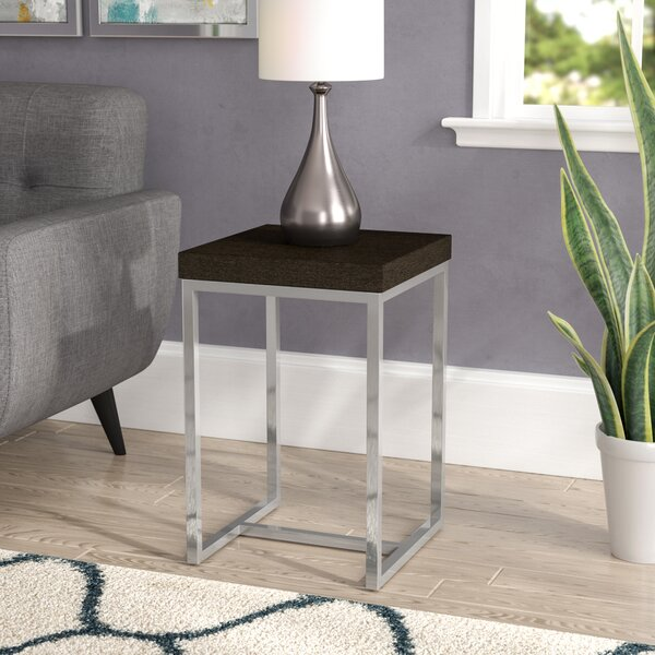Turner Sled End Table By Ivy Bronx