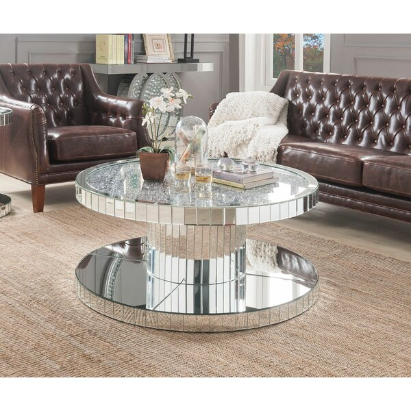 Perea Coffee Table By Everly Quinn