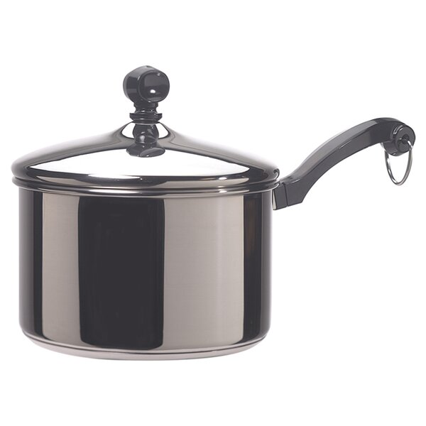 Classic Saucepan with Lid by Farberware