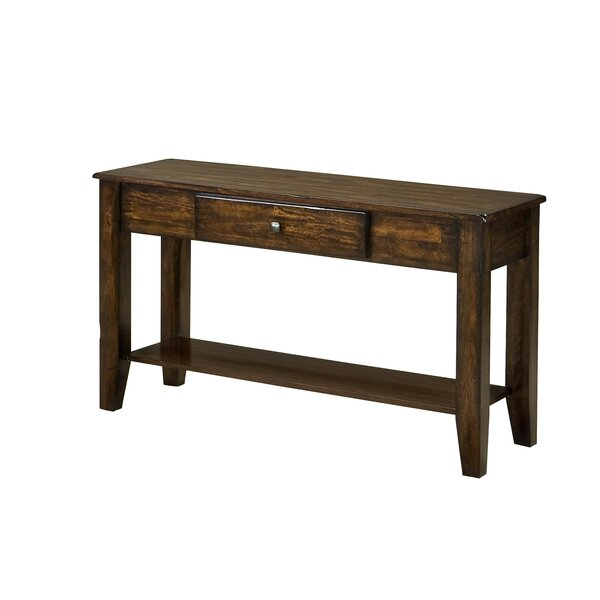 Loon Peak Wood Console Tables