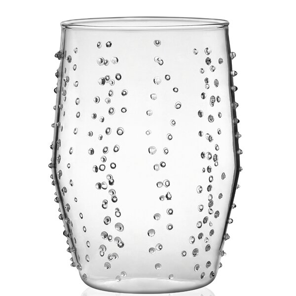 Nymph 17 oz. Every Day Glass (Set of 4) by Prologue
