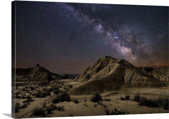 Milky Way by Inigo Cia Photographic Print on Canvas by Canvas On Demand