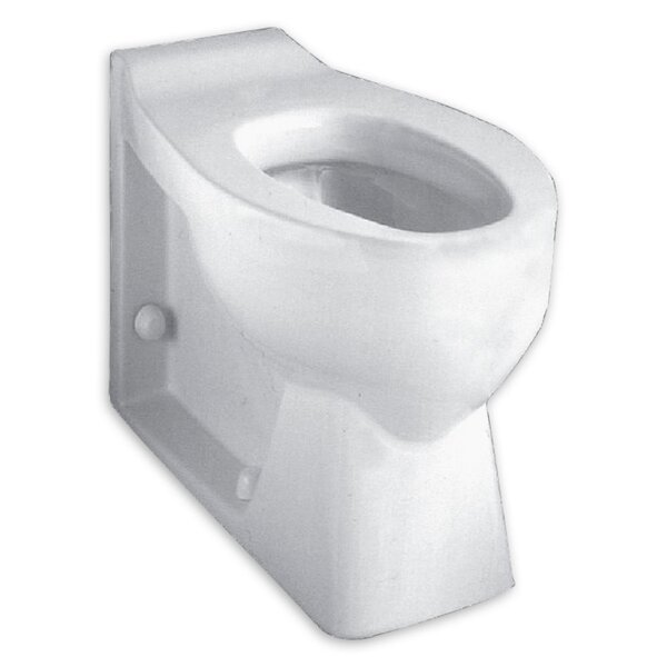 Universal 1.6 GPF Elongated Toilet Bowl by American Standard