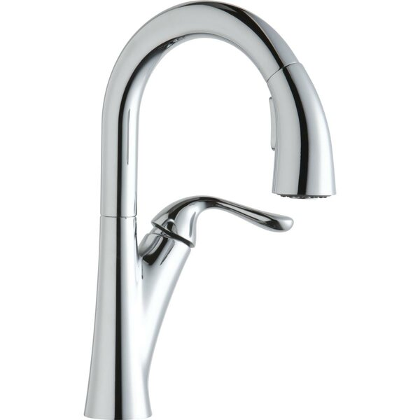 Harmony Single Handle Kitchen Faucet by Elkay