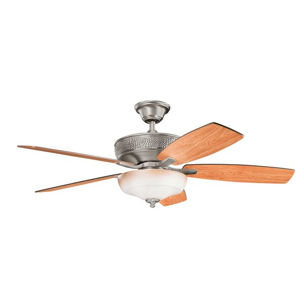 52 Carruthers Select 5 Blade Ceiling Fan by Alcott Hill