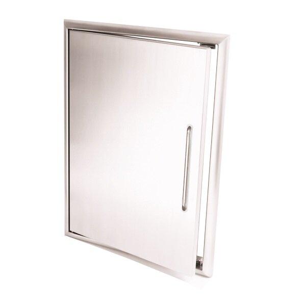 Single-Access Door by Saber