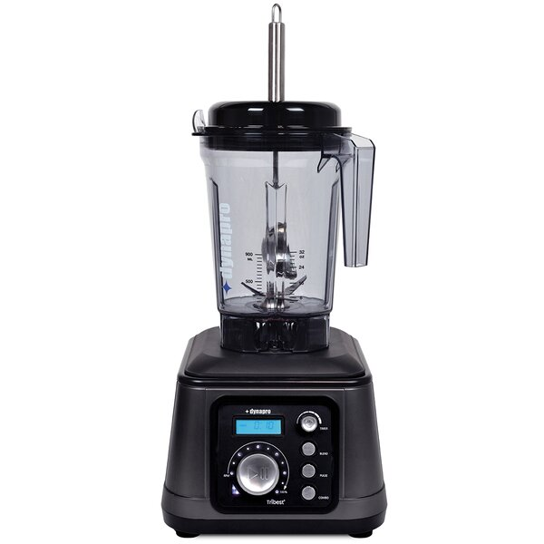 Dynapro High-Power Commercial Vacuum Countertop Blender by Tribest