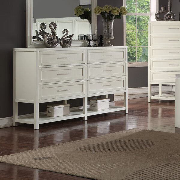Greater Taree 6 Drawer Dresser by Latitude Run