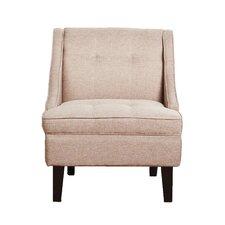 Venilale Slipper Chair by Varick Gallery