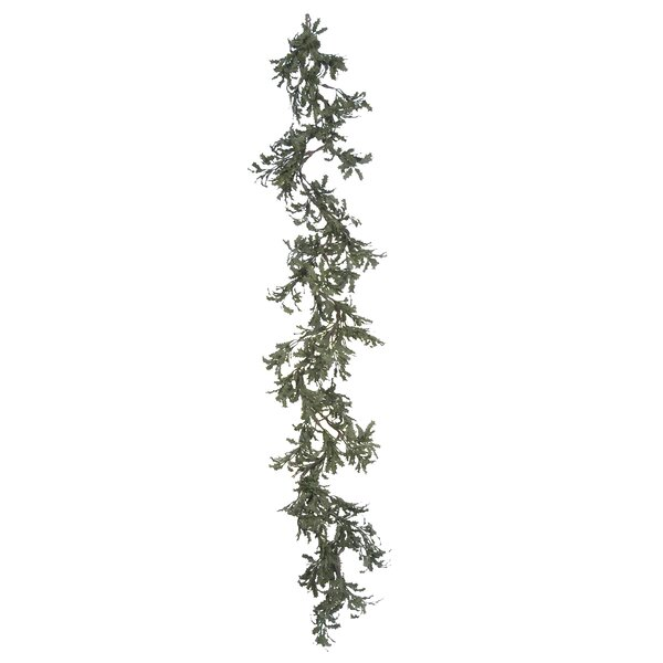 Holly Leaf Garland by The Holiday Aisle