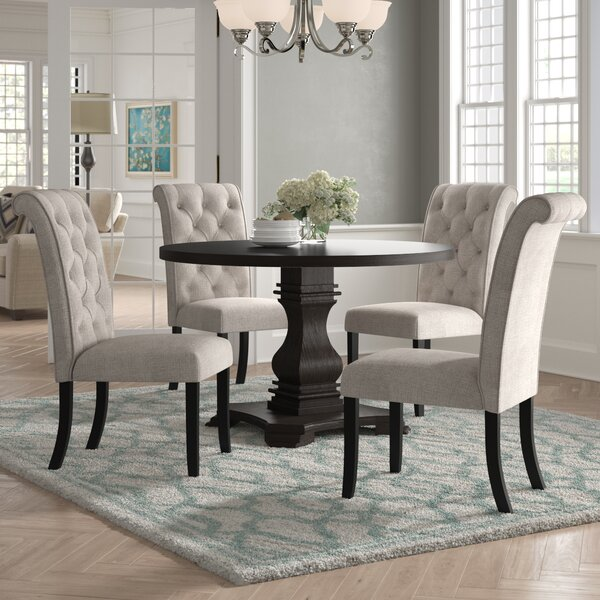 Cropper 5 Piece Dining Set by Darby Home Co