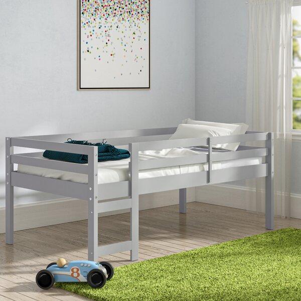 Kempner Twin Low Loft Bed by Harriet Bee
