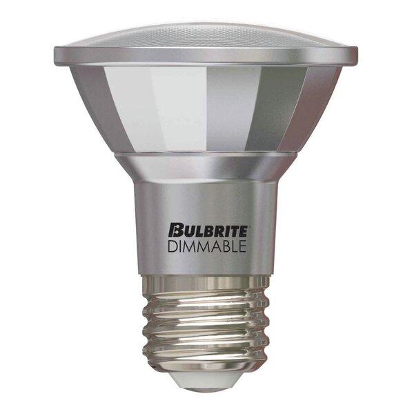 7W E26 Medium Base LED Light Bulb (Set of 3) by Bulbrite Industries
